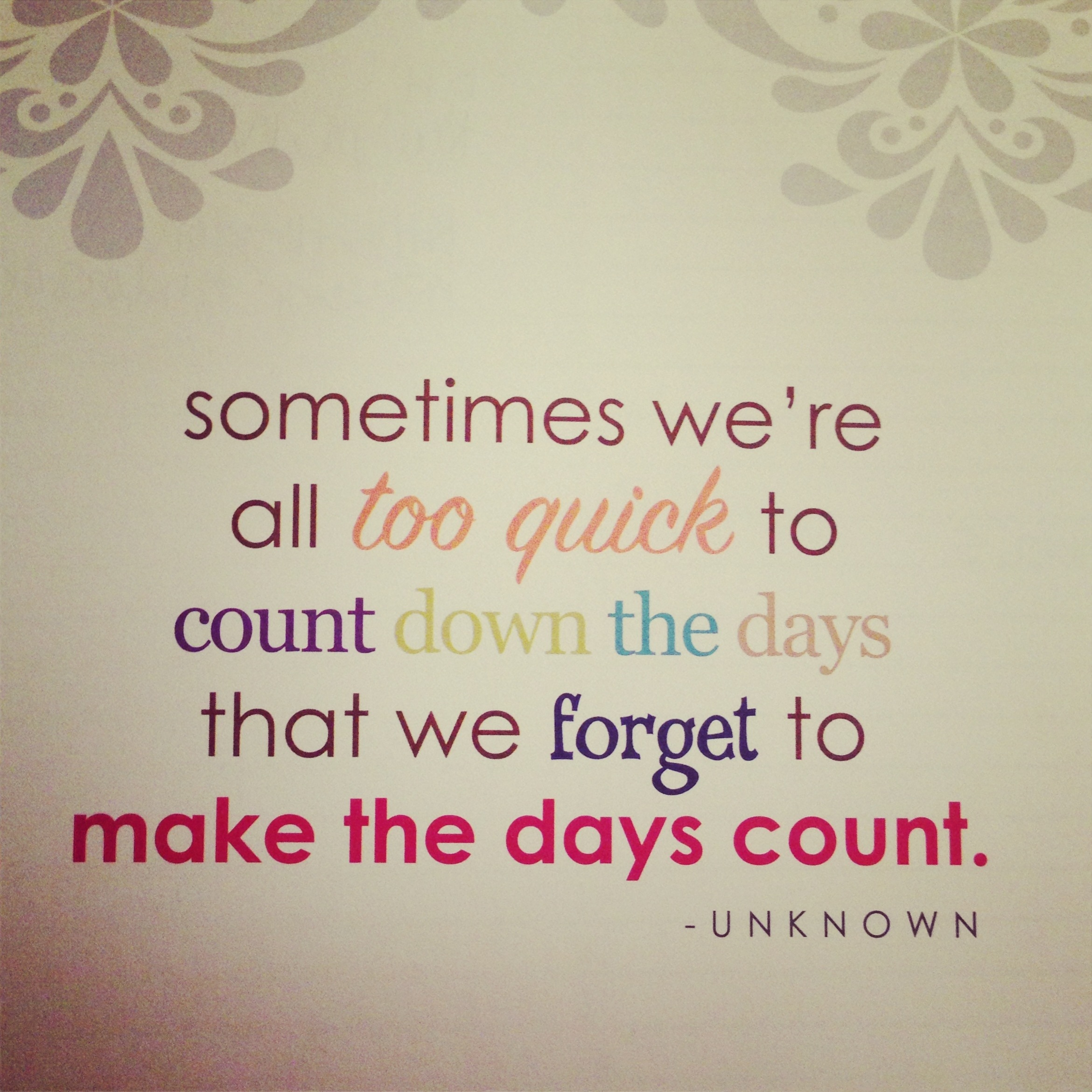 Thought For The Day Quotes Quote  Sugar Savvy Girl